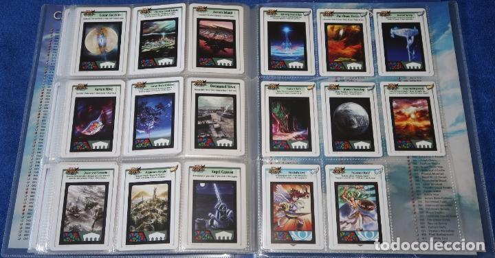 Coleccionismo Álbum: Kid Icarus Uprising - Nintendo 3DS - PANINI (2012) ¡Colección completa! - Foto 3 - 168385088