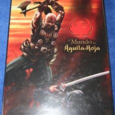 Coleccionismo Álbum: EL MUNDO DE AGUILA ROJA - DEVIR (2011) ¡COLECCIÓN COMPLETA!. Lote 168388840