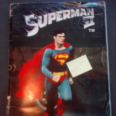 Coleccionismo Álbum: SUPERMAN II AÑO 1980 EDITORIAL FHER. Lote 168545125