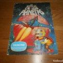 Coleccionismo Álbum: ALBUM DE CROMOS. LA BATALLA DE LOS PLANETAS. COMPLETO. DANONE. 1980. Lote 168576504
