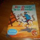 Coleccionismo Álbum: DON QUIJOTE DE LA MANCHA VACÍO EN MUY BUEN ESTADO. DANONE AÑOS 70.. Lote 168617404