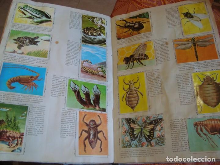 Coleccionismo Álbum: album completo de cromos , album enciclopedico - Foto 3 - 168618708