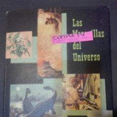 Coleccionismo Álbum: LAS MARAVILLAS DEL UNIVERSO NESTLÉ COMPLETO. Lote 168636098