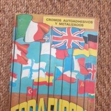 Coleccionismo Álbum: ALBUM DE CROMOS TODA EUROPA DIFUSORA DE CULTURA COMPLETO. Lote 168957424