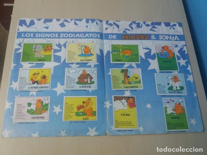 Coleccionismo Álbum: ALBUM ISIDORO & SONIA ASTON EDICIONES 1988 - COMPLETO - Foto 4 - 168995960