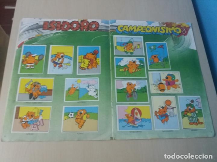 Coleccionismo Álbum: ALBUM ISIDORO & SONIA ASTON EDICIONES 1988 - COMPLETO - Foto 7 - 168995960