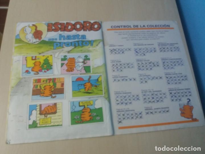 Coleccionismo Álbum: ALBUM ISIDORO & SONIA ASTON EDICIONES 1988 - COMPLETO - Foto 15 - 168995960