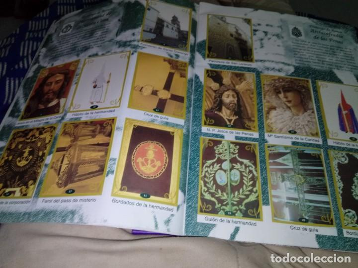 Coleccionismo Álbum: ALBUM COMPLETO. CROMOS DE LA SEMANA SANTA GADITANA. EST24B3 - Foto 4 - 169342392