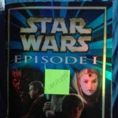 Coleccionismo Álbum: STAR WARS EPISODIO 1 COMPLETO. Lote 169625888