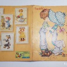 Coleccionismo Álbum: FIGURINE PANINI - SARAH KAY - TE QUIERO - ALBUM COMPLETO. Lote 169828564