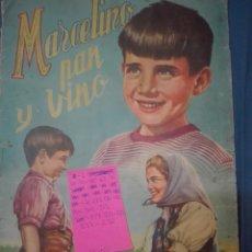 Coleccionismo Álbum: MARCELINO PAN Y VINO. Lote 169842277