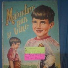 Coleccionismo Álbum: MARCELINO PAN Y VINO. Lote 169842309