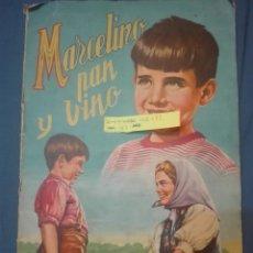 Coleccionismo Álbum: MARCELINO PAN Y VINO. Lote 169842337