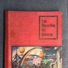 Coleccionismo Álbum: CROMOS. ÁLBUM COMPLETO. LAS MARAVILLAS DEL UNIVERSO. NESTLE (A.1955). Lote 169928206