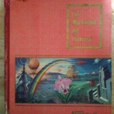 Coleccionismo Álbum: LAS MARAVILLAS DEL UNIVERSO NESTLE VOLUMEN I 1956 ÁLBUM COMPLETO CROMOS CENTRADOS BIEN PEGADOS. Lote 170175809