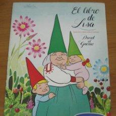 Coleccionismo Álbum: EL LIBRO DE LISA. PRECIOSO ÁLBUM COMPLETO. 1985. DANONE. Lote 170369572