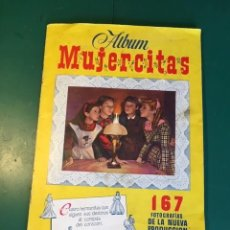 Coleccionismo Álbum: MUJERCITAS - COMPLETO . Lote 170435216