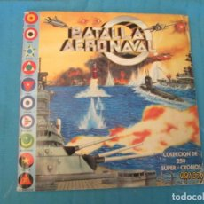 Coleccionismo Álbum: BATALLA AERONAVAL . Lote 170605825