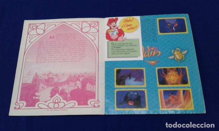 Coleccionismo Álbum: Album ALADIN- COMPLETO PANINI - Foto 3 - 170892115