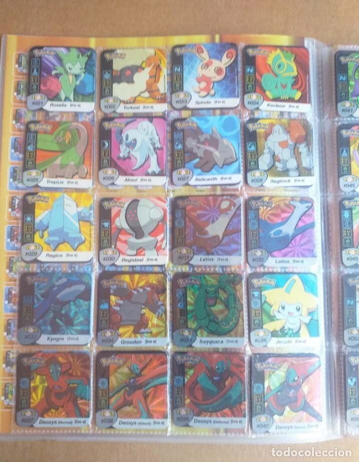 Coleccionismo Álbum: Colección completa de staks Pokémon Panini 2006 - Foto 3 - 170968428