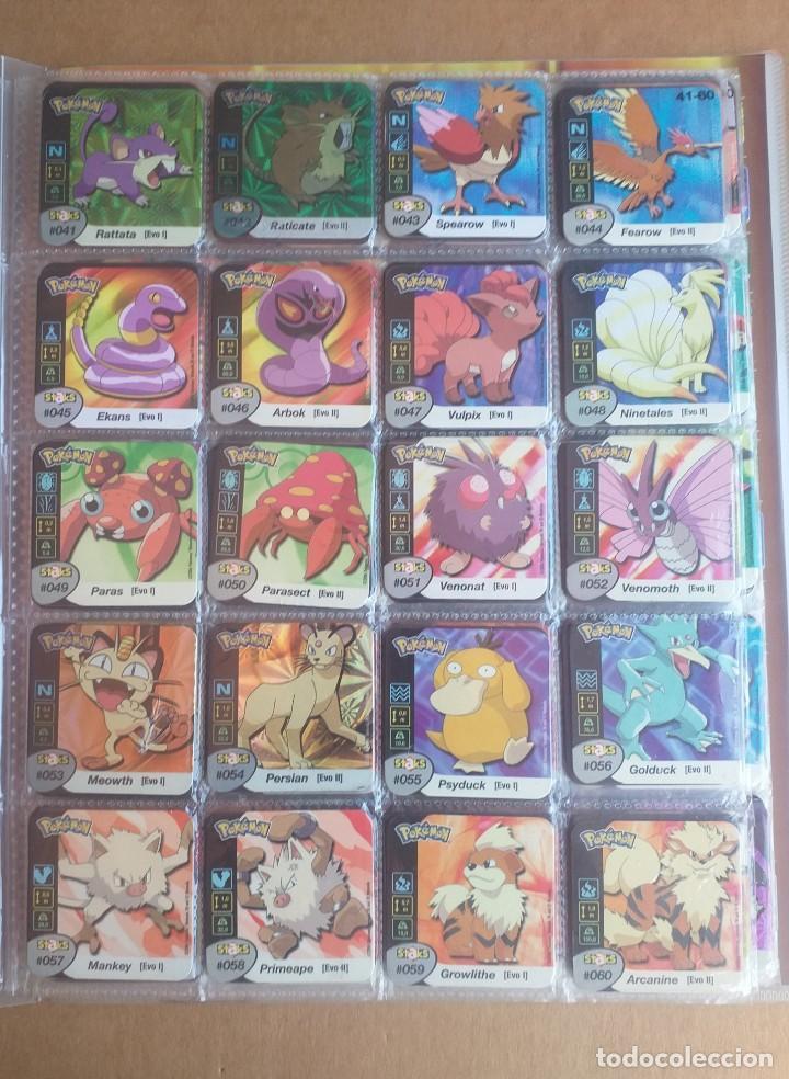 Coleccionismo Álbum: Colección completa de staks Pokémon Panini 2006 - Foto 4 - 170968428