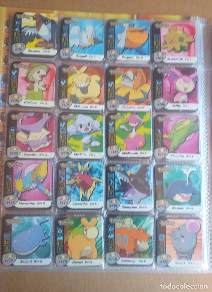 Coleccionismo Álbum: Colección completa de staks Pokémon Panini 2006 - Foto 7 - 170968428