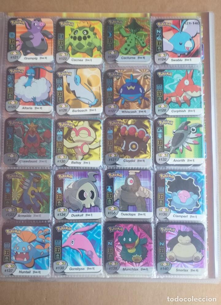 Coleccionismo Álbum: Colección completa de staks Pokémon Panini 2006 - Foto 8 - 170968428