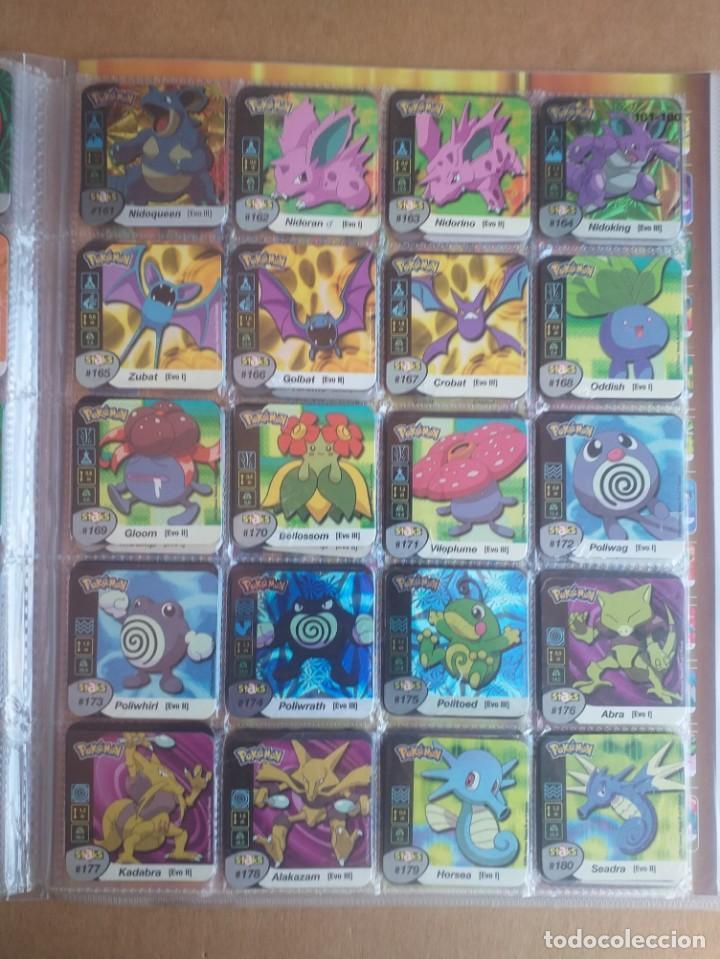 Coleccionismo Álbum: Colección completa de staks Pokémon Panini 2006 - Foto 10 - 170968428