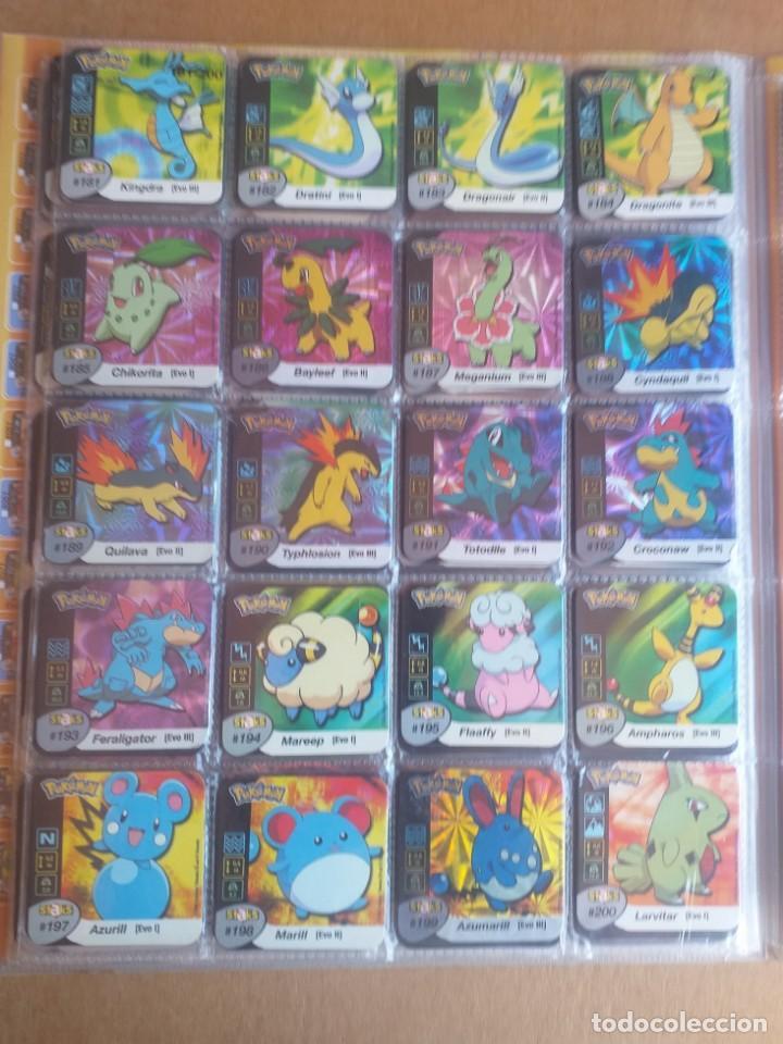 Coleccionismo Álbum: Colección completa de staks Pokémon Panini 2006 - Foto 11 - 170968428