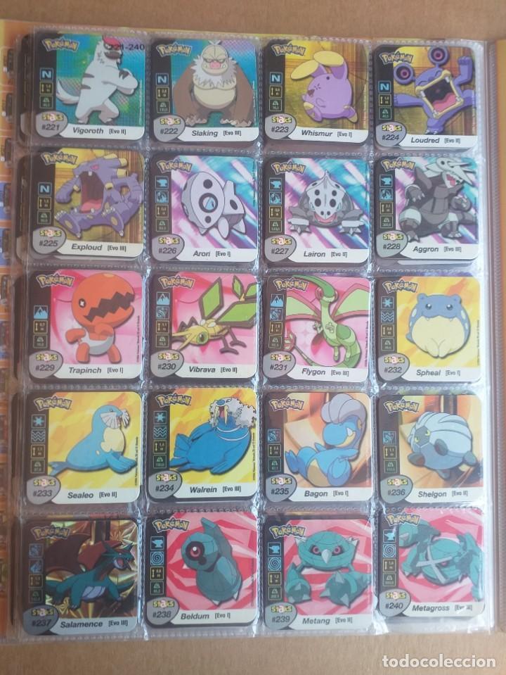 Coleccionismo Álbum: Colección completa de staks Pokémon Panini 2006 - Foto 13 - 170968428