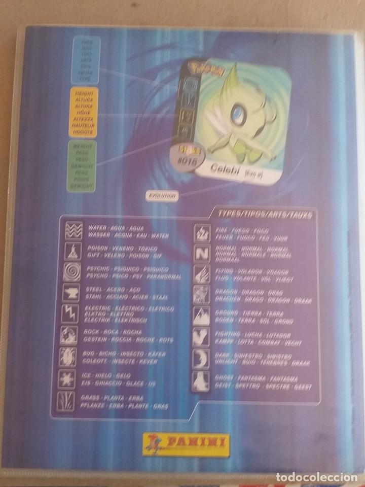 Coleccionismo Álbum: Colección completa de staks Pokémon Panini 2006 - Foto 14 - 170968428
