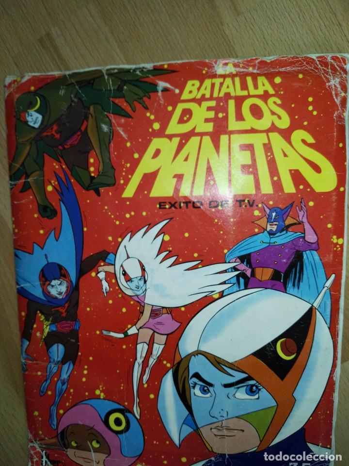 Coleccionismo Álbum: Lote dos albumes de La Batalla de los Planetas - Foto 4 - 171253807