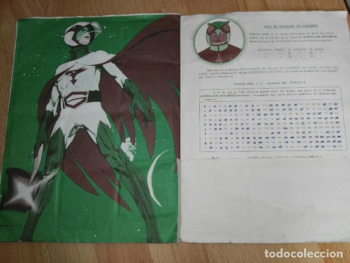 Coleccionismo Álbum: Lote dos albumes de La Batalla de los Planetas - Foto 6 - 171253807