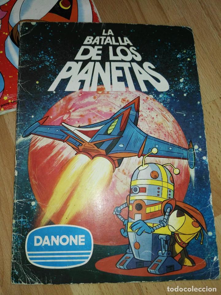 Coleccionismo Álbum: Lote dos albumes de La Batalla de los Planetas - Foto 7 - 171253807