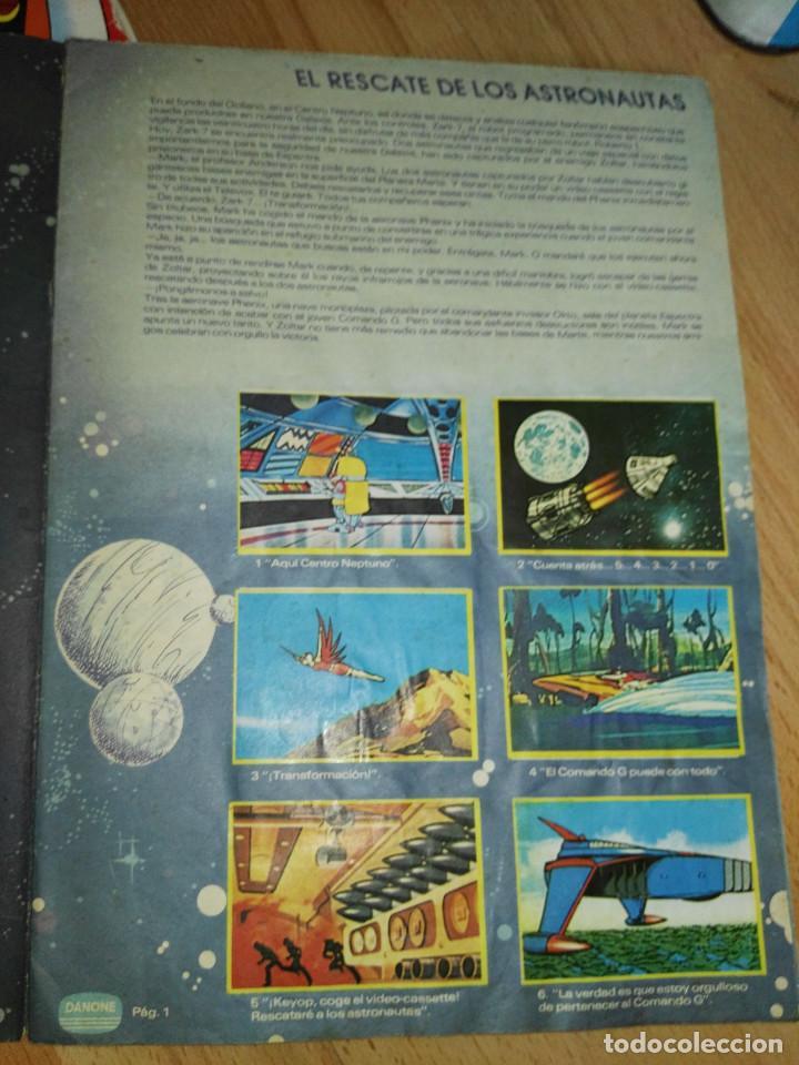 Coleccionismo Álbum: Lote dos albumes de La Batalla de los Planetas - Foto 8 - 171253807