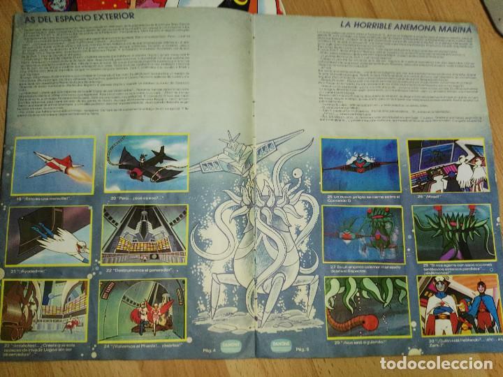 Coleccionismo Álbum: Lote dos albumes de La Batalla de los Planetas - Foto 9 - 171253807
