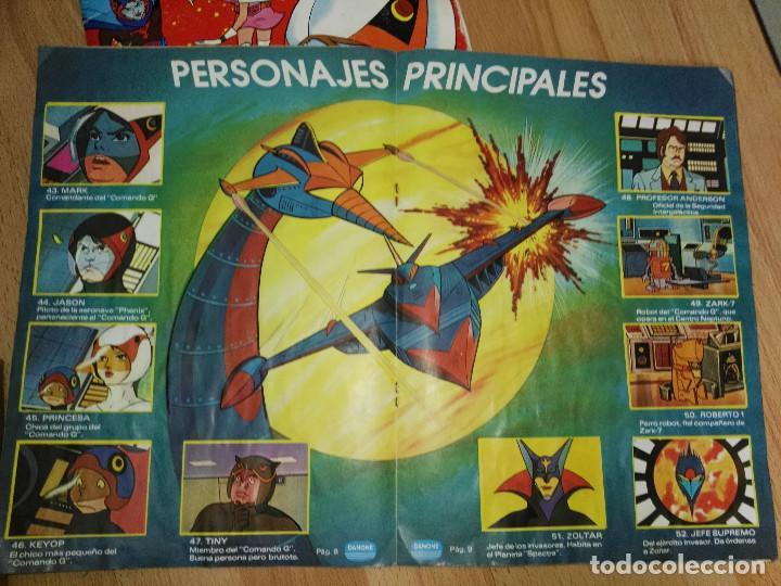 Coleccionismo Álbum: Lote dos albumes de La Batalla de los Planetas - Foto 10 - 171253807