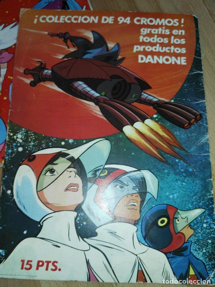 Coleccionismo Álbum: Lote dos albumes de La Batalla de los Planetas - Foto 11 - 171253807
