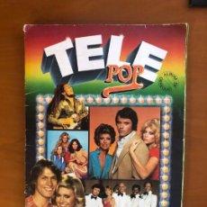 Coleccionismo Álbum: TELE POP COMPLETO BUEN ESTADO. Lote 171348467