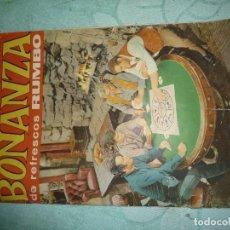 Coleccionismo Álbum: ALBUM DE BONANZA. Lote 171353060