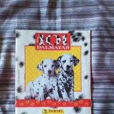 Coleccionismo Álbum: ÁLBUM CROMOS 101 DÁLMATAS DISNEY PANINI 1997 COMPLETO . Lote 171362013