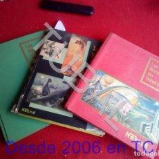 Coleccionismo Álbum: TUBAL 3 ALBUMES LAS MARAVILLAS DEL UNIVERSO NESTLÉ FALTAN 4 CROMOS. Lote 171414942