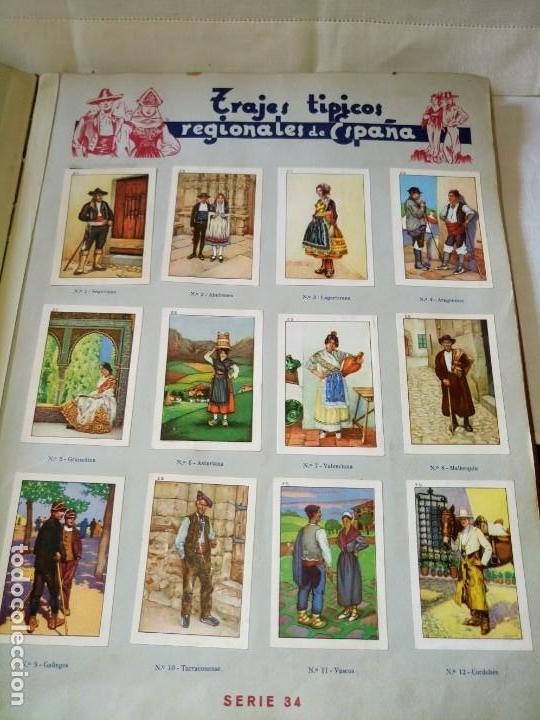Coleccionismo Álbum: ~~~~ LAS MARAVILLAS DEL MUNDO NESTLÉ, 40 SERIES COMPLETO, BUEN ESTADO .~~~~ - Foto 6 - 171438875