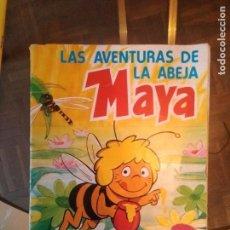 Coleccionismo Álbum: LA ABEJA MAYA ÁLBUM COMPLETO. Lote 171465882