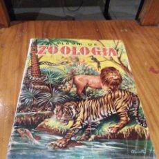Coleccionismo Álbum: ALBUM DE ZOOLOGIA. Lote 171509810