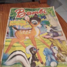 Coleccionismo Álbum: ALBUM COMPLETO DE BAMBI. Lote 171510228