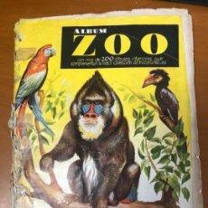 Coleccionismo Álbum: ZOO COMPLETO. Lote 171513412