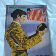 Coleccionismo Álbum: 93-ALBUM CROMOS MANUEL BENITEZ EL CORDOBES, DISGRA, COMPLETO.1964. Lote 172176938