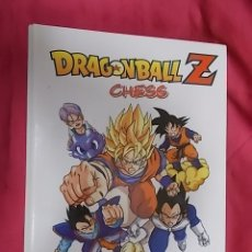 Coleccionismo Álbum: DRAGON BALL Z CHESS. ALBUM ARCHIVADOR .COMPLETO. Lote 172239297