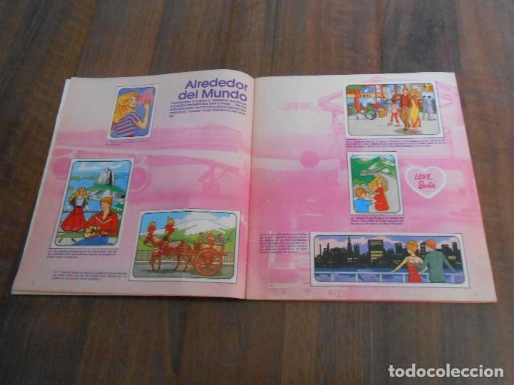 Coleccionismo Álbum: ALBUM CROMOS COMPLETO BARBIE STICKER ALBUN BARBI DOLL MUÑECA alfreedom - Foto 2 - 172843633